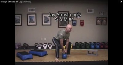 Kettlebell Strength and Mobility