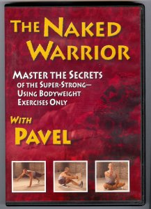 The Naked Warrior (DVD)