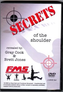 Secrets of the Shoulder DVD